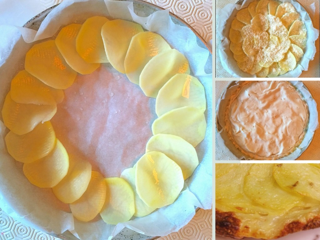 Tatin di patate - Gnamm Personal Chef