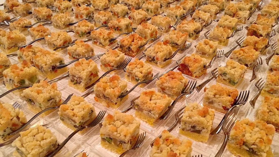 Bien connu Un buffet sfizioso per un evento speciale! - Gnamm NY43
