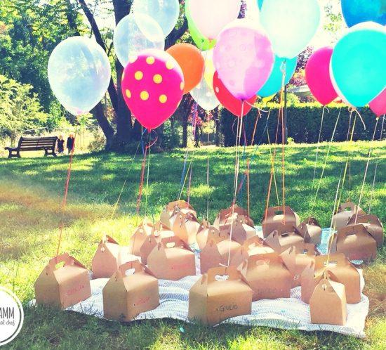 Cestini picnic party